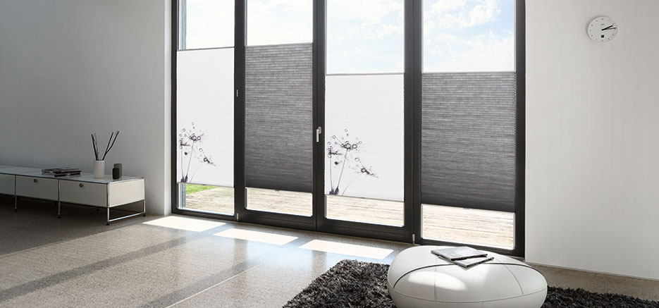 neue trendkarte f r mhz waben plissees liebler textil gmbh. Black Bedroom Furniture Sets. Home Design Ideas